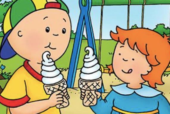 Picture for 'Caillou' Canceled By PBS & Parents Couldn't Be Happier