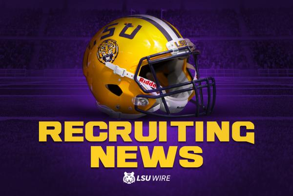 Picture for Four-star WR Aaron Anderson has decommitted from LSU
