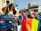 Picture for Community shows support for Chickasha's First LGBTQ+ Pride Walk