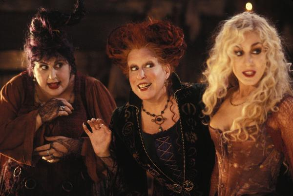 Picture for 'Hocus Pocus 2' crew buys props from Massachusetts antique store