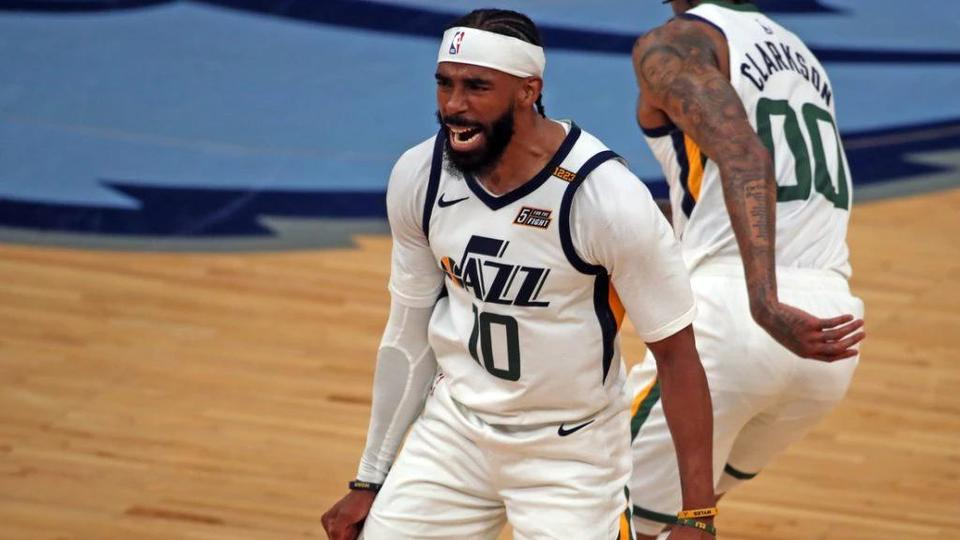 Picture for All-Star Mike Conley returns to Utah Jazz on three-year contract