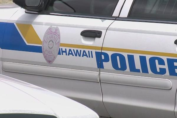 Picture for Big Island hitchhiker charged with multiple offenses