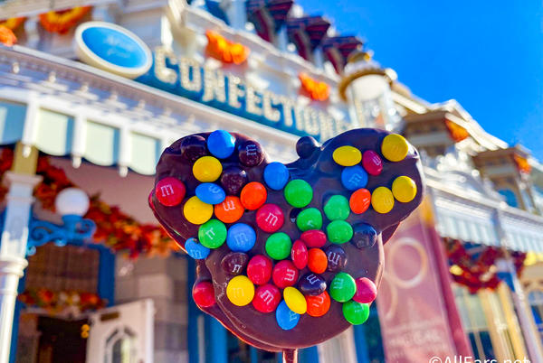 Picture for Disney World is Charging HOW Much For 50th Anniversary M&Ms?!