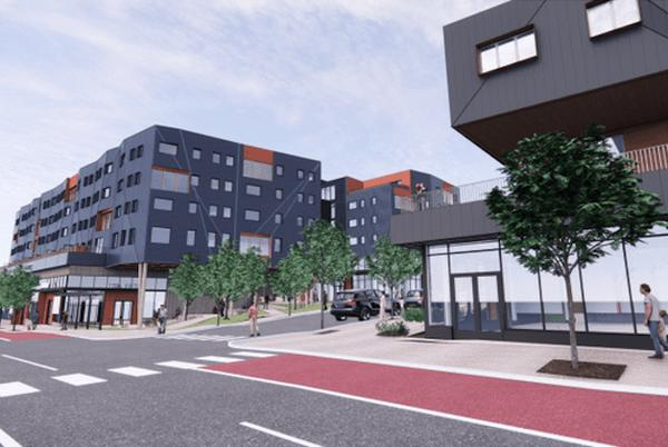 Picture for $66 million Uptown development will become a model of sustainability