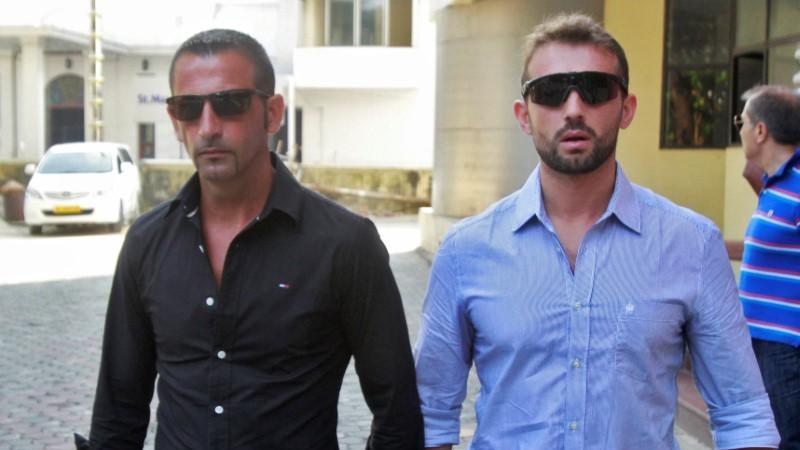 Picture for Supreme Court ends proceedings against Italian marines