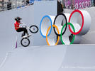 Picture for BMX Freestyle for the first time at the Olympics: And a lucky shot!