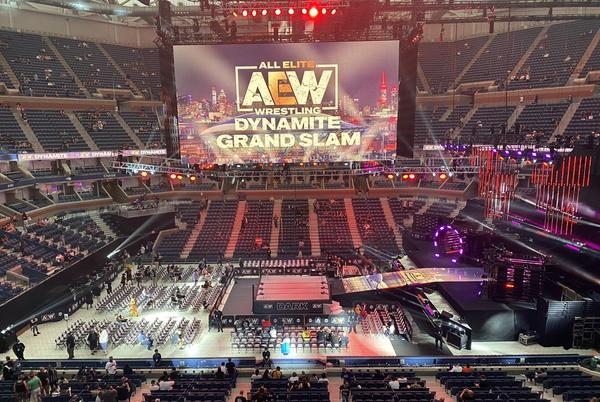 Picture for Daily Update: AEW notes, Nia Jax, Dante Chen