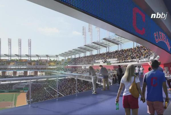 Picture for $435 million Progressive Field renovation plan draws mixed reviews from public during Cuyahoga County Council meeting