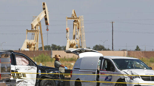 Cover for Texas Rangers report reveals new details in August 31 mass murder