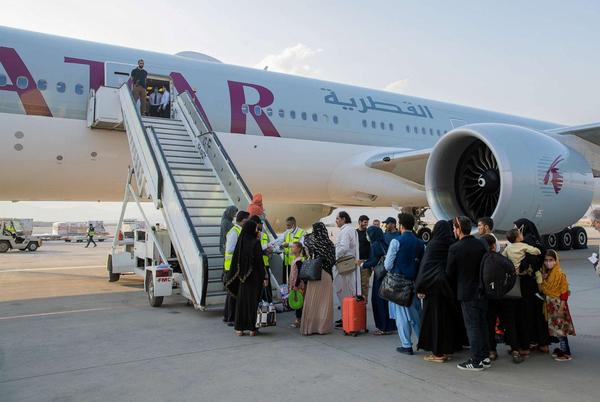 Picture for Afghanistan updates: 4th evacuation flight leaves Kabul for Qatar, Americans on board