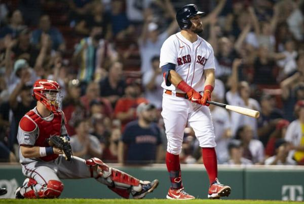 Picture for Red Sox make grand slam history in ALCS Game 3 victory
