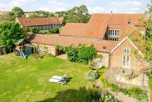 Picture for Property spotlight: See inside this barn conversion for sale for £1.6m