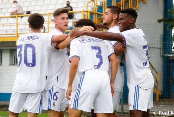 Picture for Juvenil A v Sheriff: all out to claim maiden Youth League win