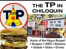 Picture for The TP in Chiloquin for Great Burgers, BBQ Sandwiches, Salads, Cold Drinks & Milkshakes!