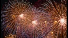 Cover for July 4 Fireworks Displays Return To Maryland: Complete List