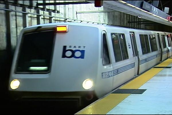 Picture for Woman killed after being dragged at BART Powell Station in SF was tethered to dog in train