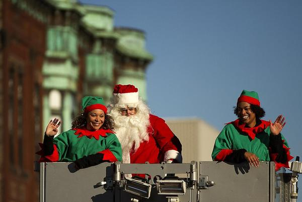 Picture for Roundtable: Do you like holiday parade changes?