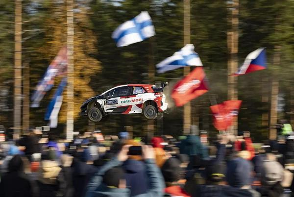 Picture for WRC to introduce new Artificial Intelligence camera to improve safety
