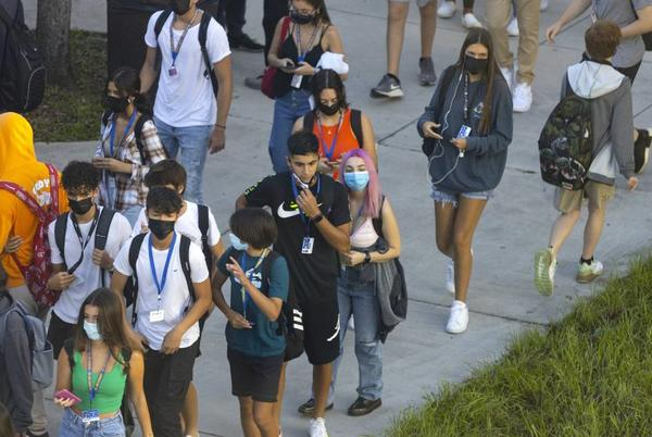 Picture for How will Florida's new quarantine rules affect your child's South Florida school?