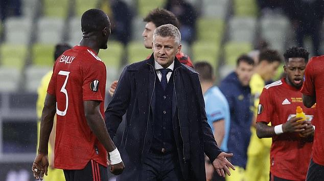 Picture for MARTIN SAMUEL: Ole Gunnar Solskjaer looks like a Cardiff boss again but with better players. Ed Woodward wanted a man United fans could back... it isn't the manager's fault - he has done what was asked