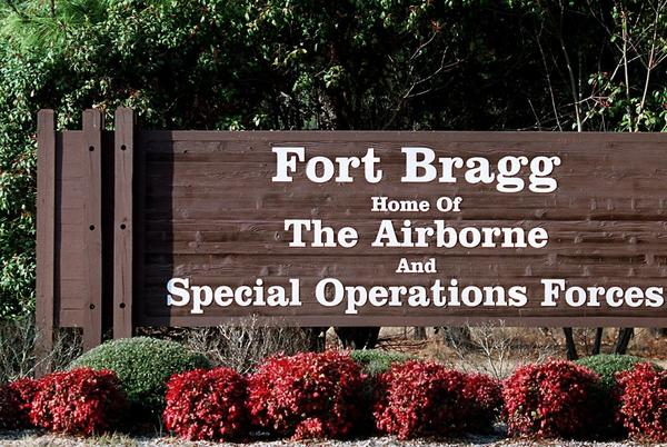 Picture for Letter: Don't waste money changing name of Fort Bragg and other bases; feed people first