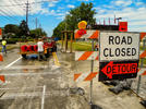Picture for Part of KY 2058 in Leslie County closed starting June 10