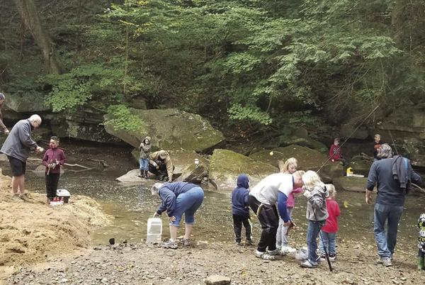 Picture for Anglers hope to school the fish in Tidioute this weekend
