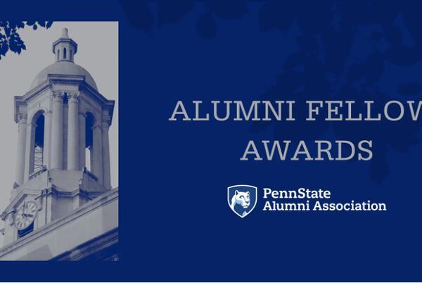 Picture for 22 Penn State alumni to receive Alumni Fellow Award