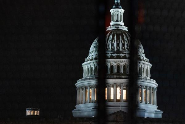 Picture for Here's how a government shutdown would disrupt Washington and beyond