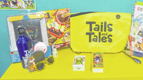 Picture for 'Tails and Tales' for Sampson summer