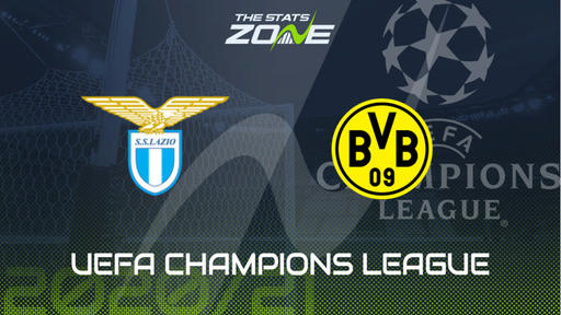 2020 21 Uefa Champions League Lazio Vs Borussia Dortmund Preview Prediction News Break