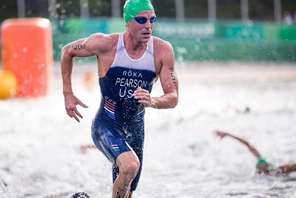 Picture for Colorado's Morgan Pearson finishes 42nd in Olympic men's triathlon