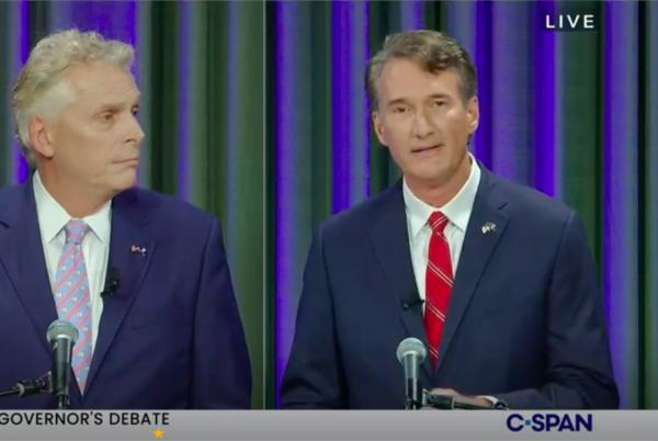 Picture for LGBTQ question asked at first debate between Virginia candidates for governor; GLAAD urges media to hold candidates accountable