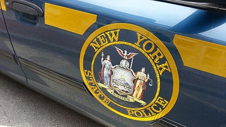 Cover for New York State Trooper Charged with Murder After Ramming a Vehicle with Patrol Car