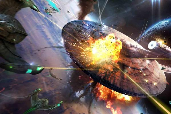 Picture for Star Trek Fleet Command Launches on PC