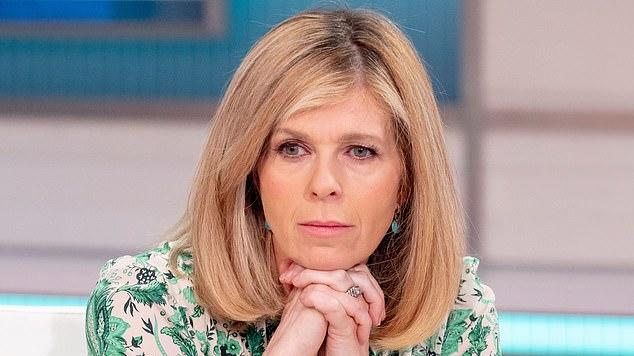 Picture for Kate Garraway reveals doctors told her husband Derek Draper 'wouldn't make a meaningful recovery' from Covid if he didn't make progress in two years