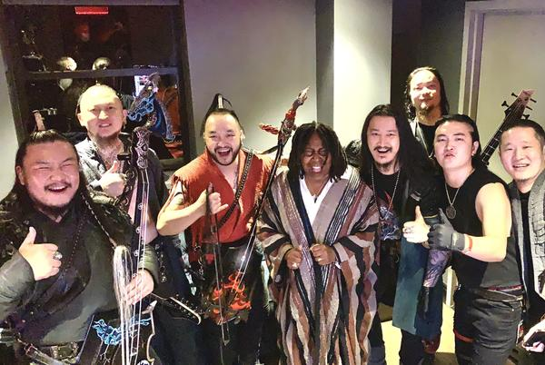 Picture for Whoopi Goldberg Was At THE HU's New York Show