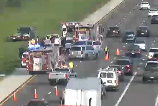 Picture for Venice man seriously hurt in I-75 crash