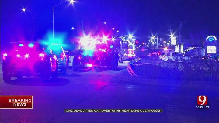 Cover for Deadly Accident In Oklahoma County Leaves At Least 1 Dead, Authorities Confirm