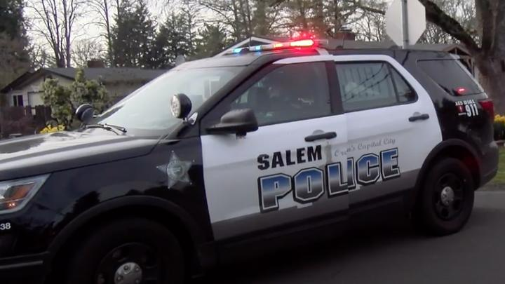 Cover for Bicyclist dies in crash with semi in Salem