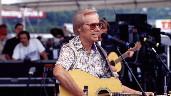 Picture for On This Day: George Jones Released 'Cold Hard Truth' Album in 1999
