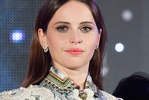 Picture for Felicity Jones To Star In, Produce 'Blood Mother'