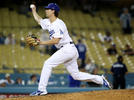 Picture for Dodgers: Dave Roberts Surprised Andy Burns With Pitching Opportunity