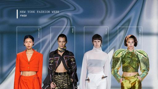 The Top 10 Shows And Runway Trends At New York Fashion Week Fw20 News Break