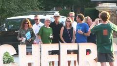 """Cover for Fifth annual """"Cheers on the Corner"""" held in Auburn"""