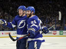 Picture for Victor Hedman, Lightning Beat Islanders 4-2 in Game 2 to Even NHL Playoff Series