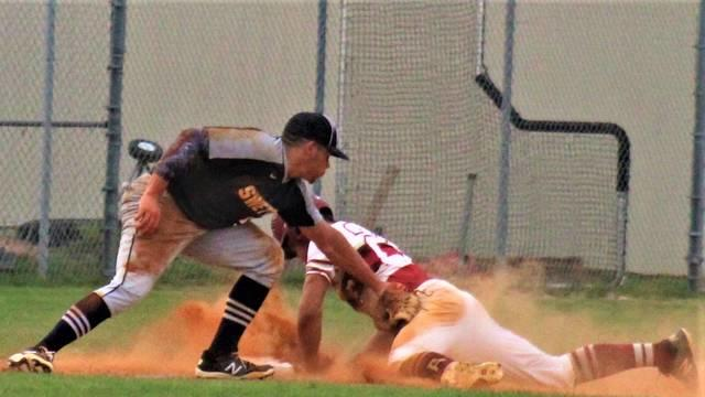 Picture for Big inning dooms Purnell Swett in third-round loss at Ashley