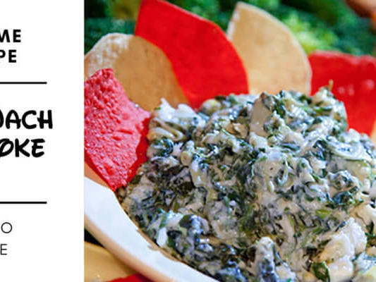 Disney Recipe Make Disney S Spinach And Artichoke Dip In Your Own Home News Break