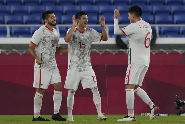 Picture for Mexico goes on scoring spree vs. South Korea to reach Olympic semifinals