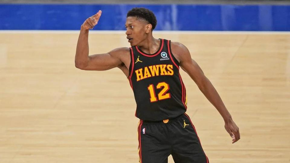 Picture for Atlanta Hawks expect De'Andre Hunter to be ready for camp after surgery